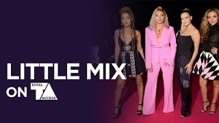 LITTLE MIX ON TOTAL ACCESS // FULL INTERVIEW