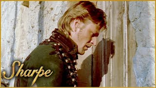 Sharpe Gives The Medicine To Save His Wife Away | Sharpe