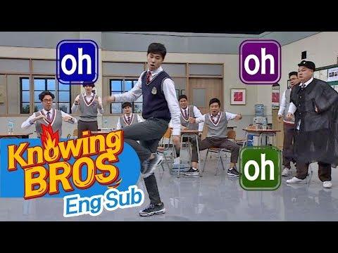 (Oh Oh) '꺾기 장인' 유노윤호(U-KNOW YUNHO)의 댄스! 춤신춤왕의 귀환☆ 아는 형님(Knowing bros) 97회