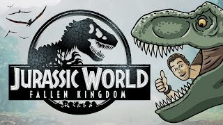 Jurassic World Fallen Kingdom Trailer Spoof - TOON SANDWICH