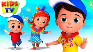 Non Stop Nursery Rhymes Collection | Junior Squad Cartoons - Kids TV