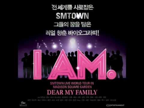 SM Family - Dear My Family Instrumental