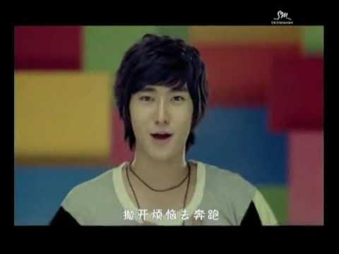 Super Junior - MV Singing Parts [ Siwon ]