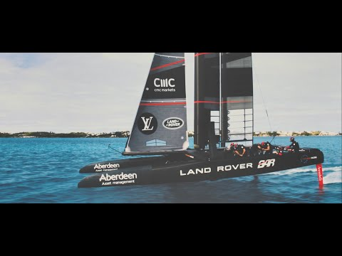 Cargill and BAR Technologies combine world-class yacht racing design and technology using wind propulsion to reduce carbon emissions.