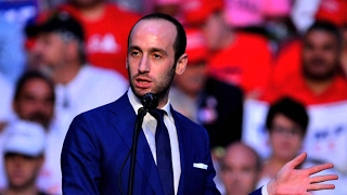 The Stephen Miller Story: From Pestering Latino Students in High School to Drafting Muslim Ban
