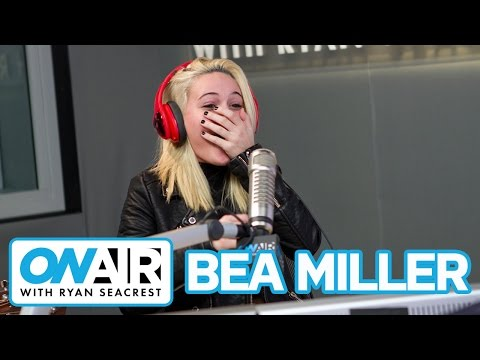 5SOS' Luke Surprises Bea Miller   On Air with Ryan Seacrest