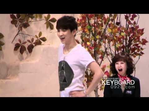[HD] (101028) SHINee Key (Dancing Secret's Madonna)