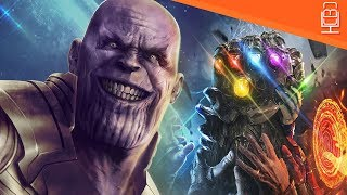 What Happened to the Infinity Gauntlet After Thanos Uses It