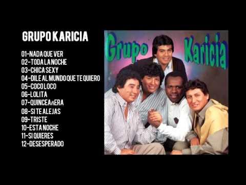 Grupo Karicia (1991)