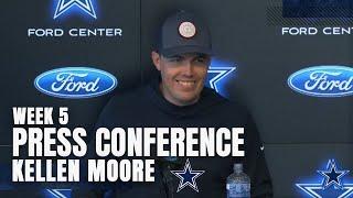 Kellen Moore: Playing With Tempo | Dallas Cowboys 2021