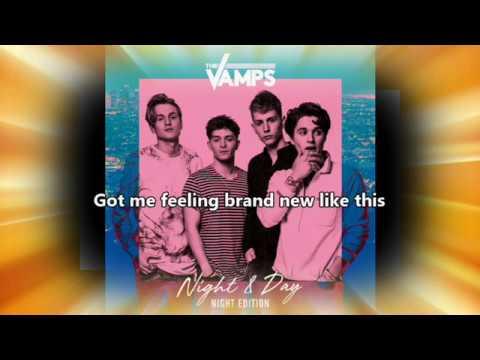 Shades On - The Vamps (Lyrics)