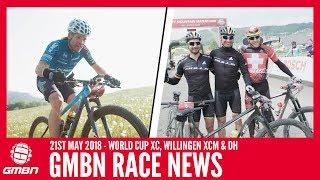 GMBN Mountain Bike Race News Show | World Cup Action Albstadt + DH & XCM Willingen Bike Festival