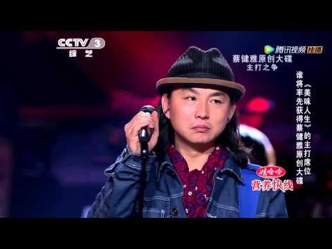 20140314 中国好歌曲 赵照感人吟唱《当你老了》夺高分