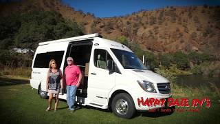 Happy Daze RV - RV Lifestyle Pleasure Way Class B Van