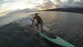 Surf a SUP Race Board: How To?