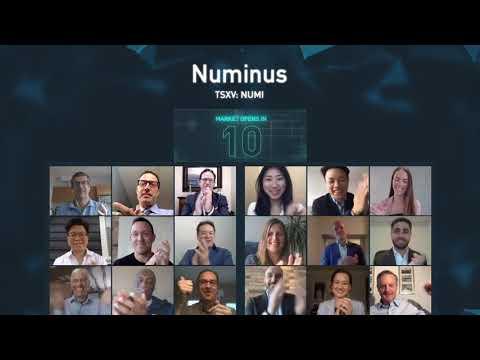 TMX Group welcomes Numinus to TSX Venture Exchange TSXV:NUMI