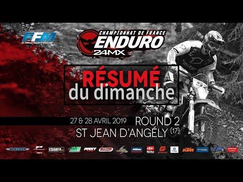CDF enduro 2019 : Saint-Jean d'Angely J2