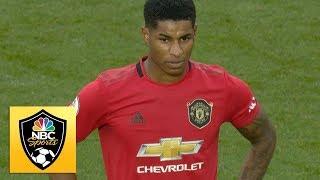 Marcus Rashford puts Man United ahead v. Liverpool | Premier League | NBC Sports
