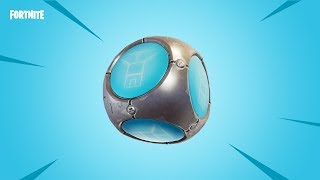 Fortnite - New Item: Port-a-Fort