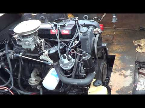 Mercruiser 170 engine  ser.A5669942  (1986 model)