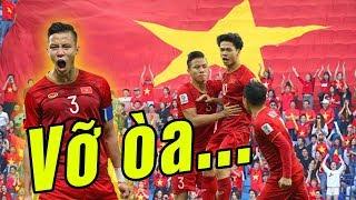 Việt Nam vs Jordan - Vỡ òa cảm xúc khi viết lại lịch sử