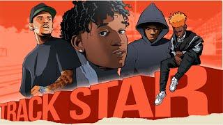 Mooski feat. Chris Brown, A Boogie wit da Hoodie, & Yung Bleu - Track Star (Official Audio)