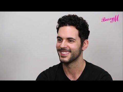 Q&A with Celebrity Make-up Artist Adam Burrell