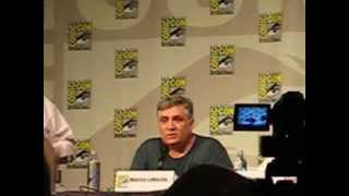 Comic Con 2013 - Cartoon Voices II Intros - Maurice LaMarche