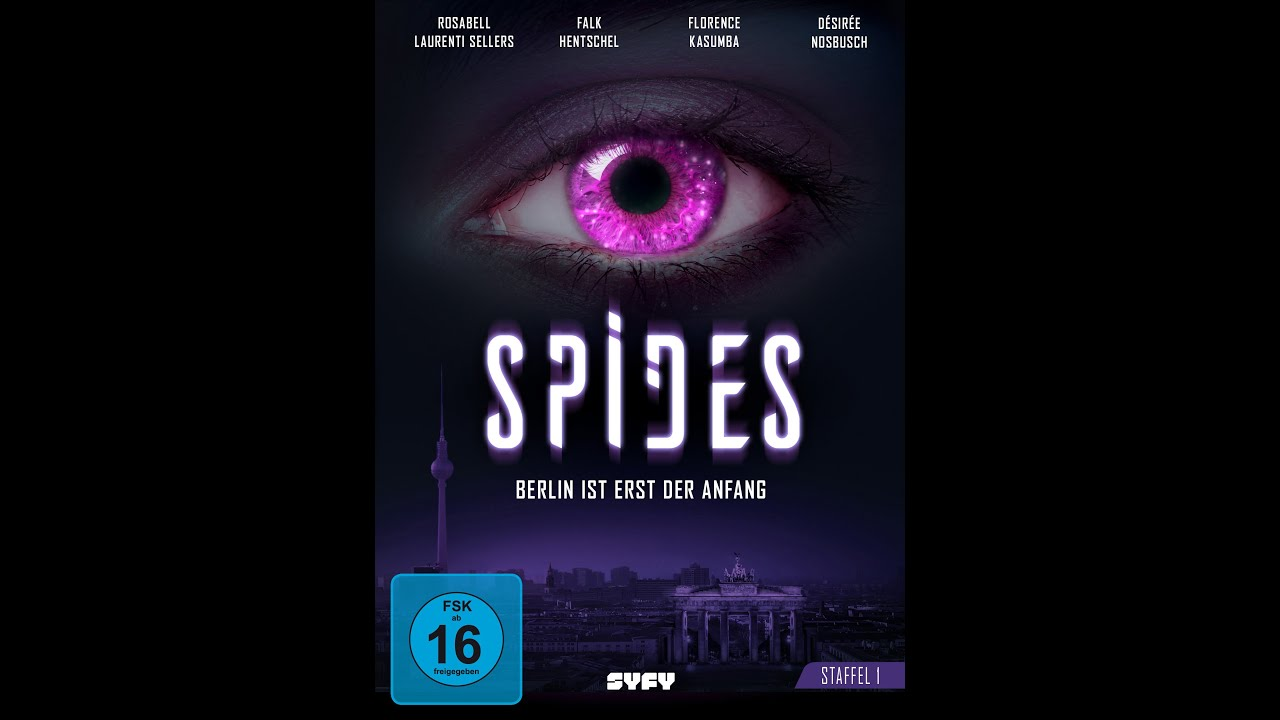 Trailer de Spides