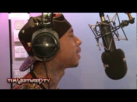 Tyga 'Tim Westwood' Freestyle