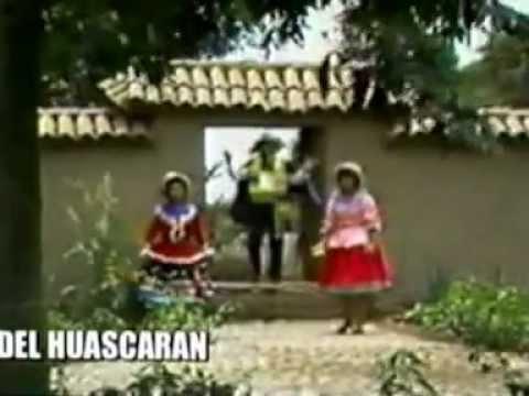 Soy Ancashino - Elena Saray al lado del inmortal Jilguero del Huascaran