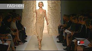 DONNA KARAN Spring Summer 2011 New York - Fashion Channel