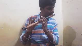 flute class / lesson 1 in tamil     how to hold the  flute and how to make the first  sound