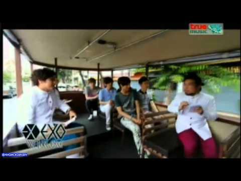 120901 ASIAN LOVER SPECIAL - EXO-K MINI TOUR
