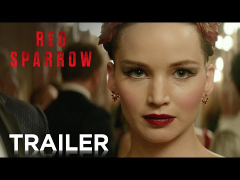 Red Sparrow HK 2nd Trailer