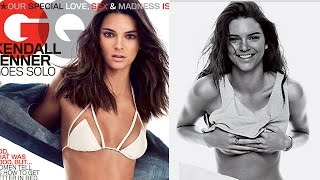 Kendall Jenner TOPLESS for GQ Magazine
