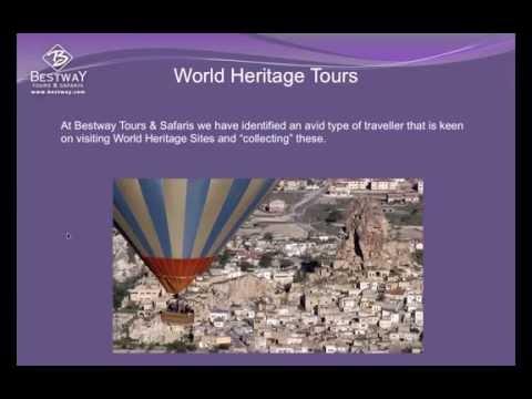 Bestway Tours Webinar: World Heritage Tours