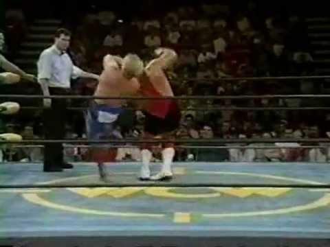 Top 100 WCW #36 Bobby Eaton