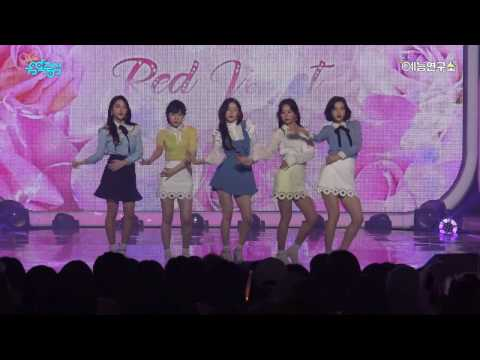 [예능연구소 직캠] 레드벨벳 리틀 리틀 @쇼!음악중심_20170204 Little Little Red Velvet