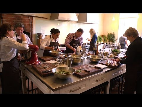 Agrarian Kitchen - a paddock to plate experience