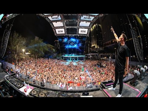 Nicky Romero Live at Ultra Music Festival Miami 2017