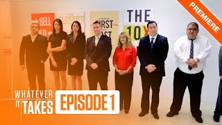 The Job Interview Unscripted Reality TV
