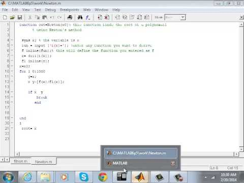 S function matlab tutorial pdf