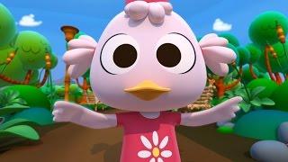 La Patita Lulú - Las Canciones del Zoo 2 | El Reino Infantil