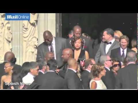 Michael Jordan and Yvette Prieto weddingYvette Prieto Wedding