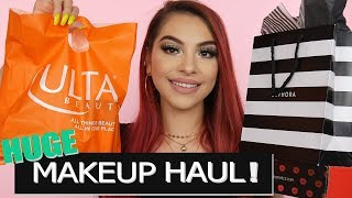 Huge Sephora & Ulta Haul! | New Makeup 2019