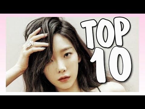 TOP 10 TAEYEON 태연 SONGS