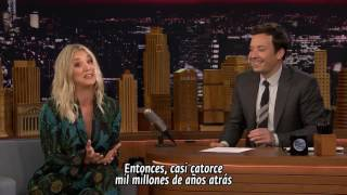 Kaley Cuoco canta el tema central de The Big Bang Theory