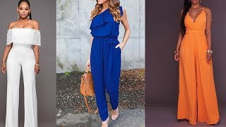 Summer Fashion ;How To Wear a Jumpsuit // Top Western Jumpsuits 2017