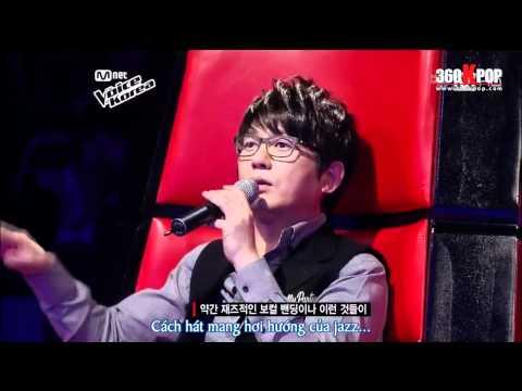 [Vietsub] The Voice Of Korea Ep 2 P2/5 [360Kpop.com]